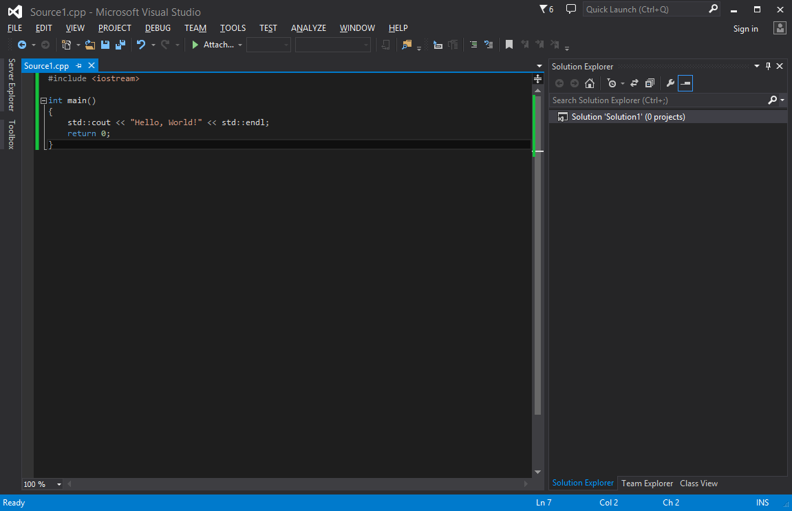 Guide: Setting Up A Simple C++ Development Environment On Windows